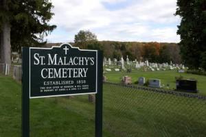 Saint Malachy's Roman Catholic Cemetery
