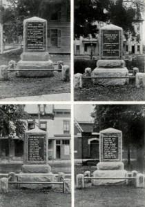 Proprietors Monument