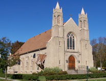 St. Malachy's Roman Catholic Church